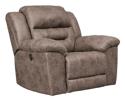 Rocker Recliner, Fossil