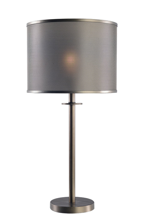 Grater Table Lamp