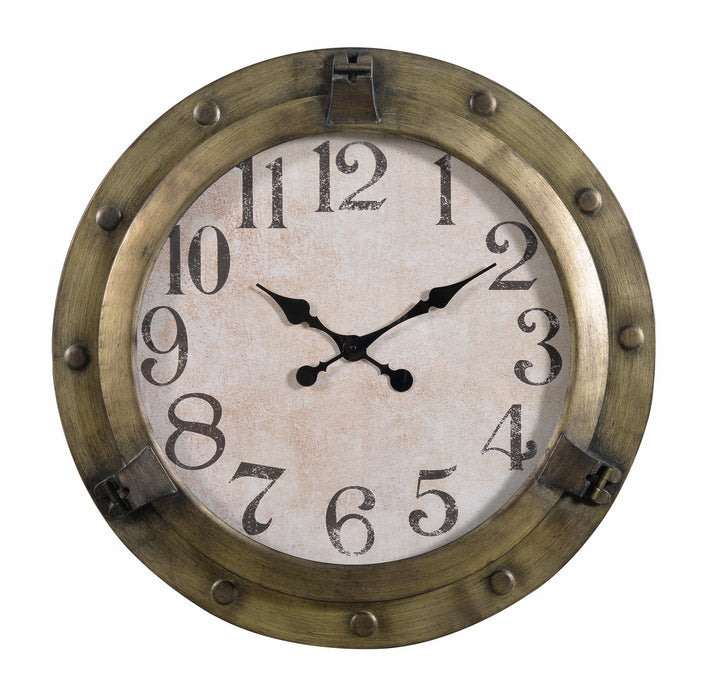 Starboard Wall Clock