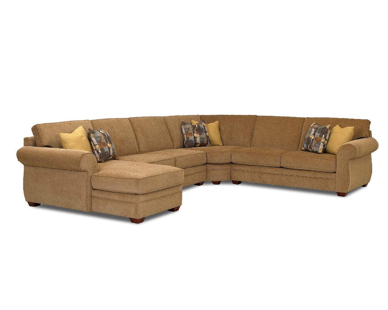 Clanton Sectional
