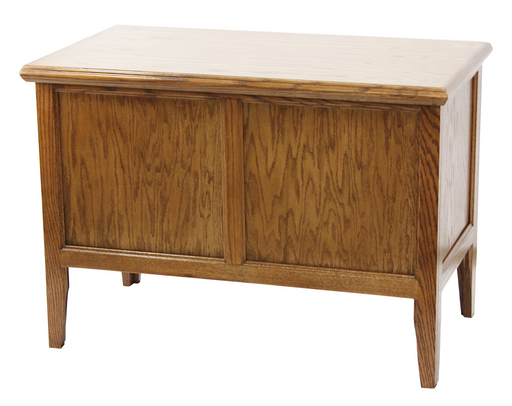 Oak Open Desk