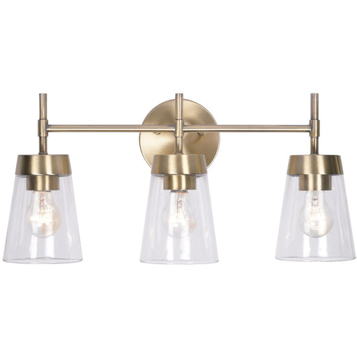 Delgado 3 Light Vanity