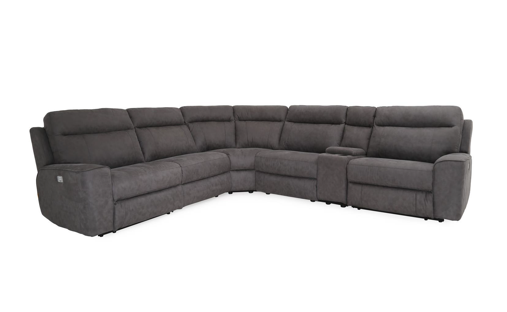 CHEERS Power Headrest Reclining Sectional