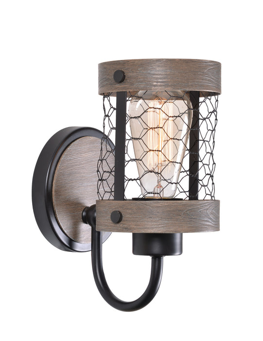 Cozy 1 Light Sconce