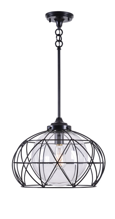 Cavea 1 Light Pendant