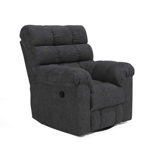 Swivel Rocker Recliner, Marine