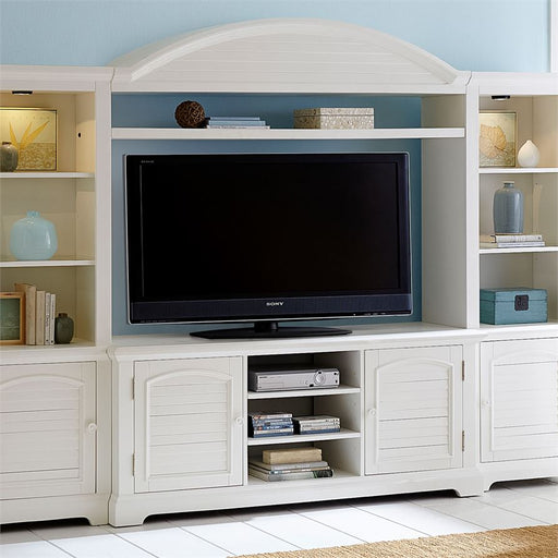 Entertainment Center With Piers (607-Entw-Ecp)