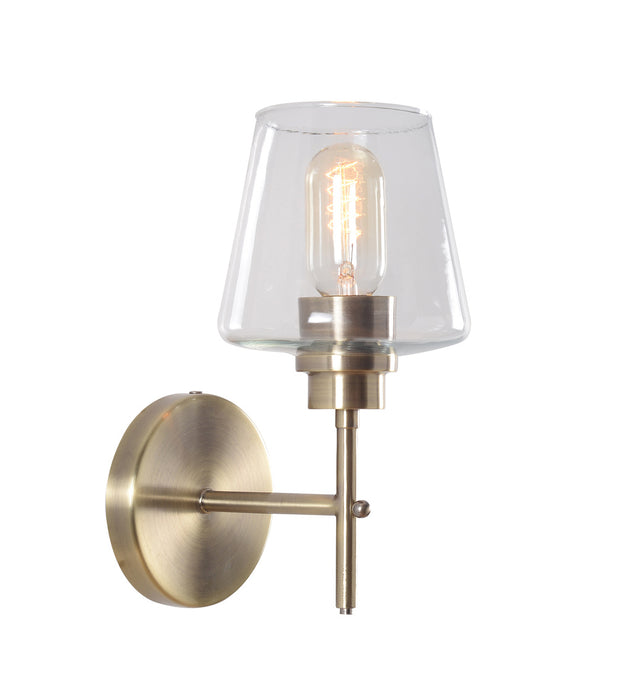 Dean 1 Light Wall Sconce