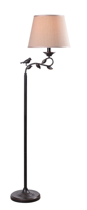 Birdsong Outdoor Floor Lamp