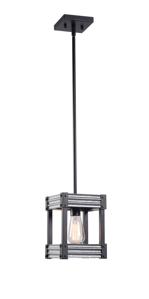 Pioneer 1 Light Mini Pendant