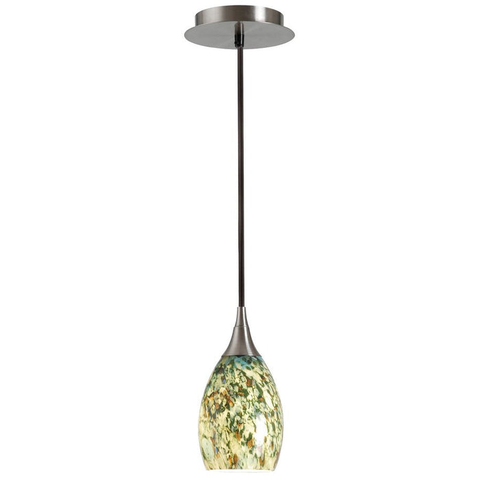 Medici 1 Light Mini Pendant