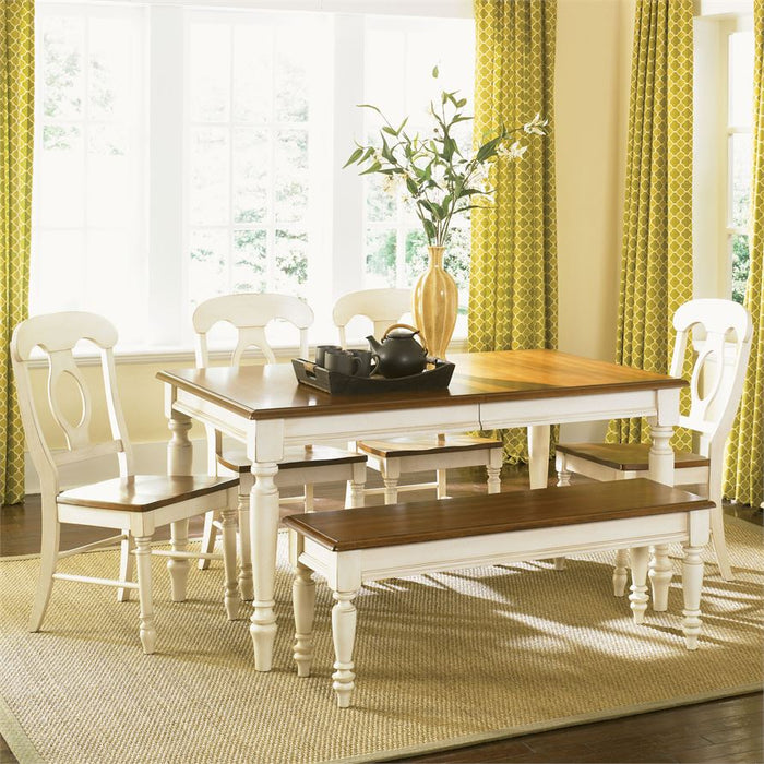 Opt 6 Piece Rectangular Table Set (79-Cd-O6Rls)