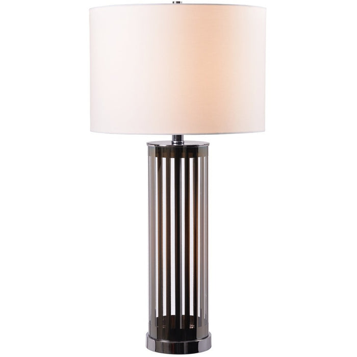 Pinstripe Table Lamp
