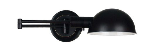 Frye Wall Swing Arm Lamp Orb