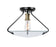 Finlay 1 Light Semi Flush