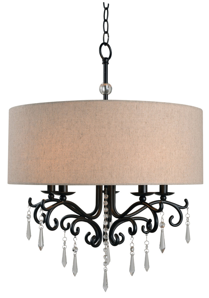 Lucille 5 Light Chandelier