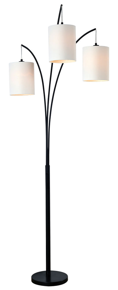 Leah Arc Floor Lamp