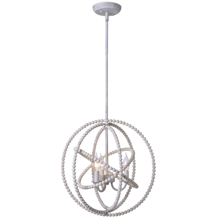 Iota 3 Light Chandelier