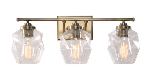 Ramona 3 Light Vanity