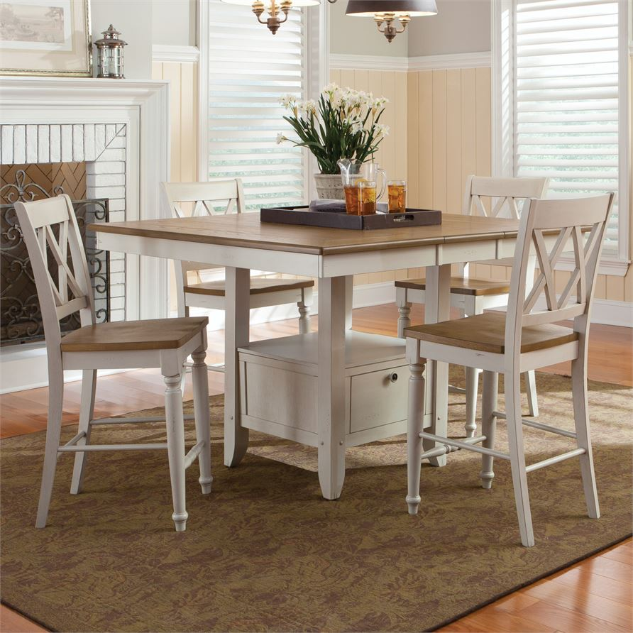 Opt 5 Piece Gathering Table Set (841-Cd-O5Gts)
