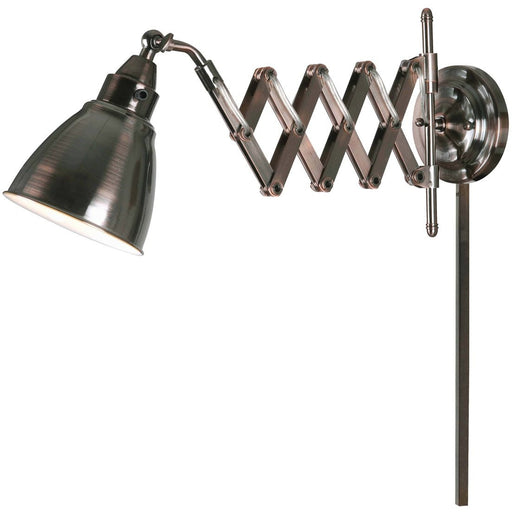 Floren Swing Arm Lamp