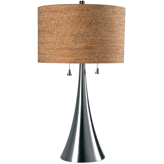 Bulletin Table Lamp