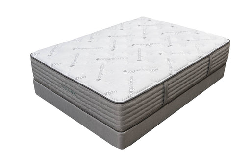 Evergreen Euro Top Organic Talalay Latex Foam Mattress