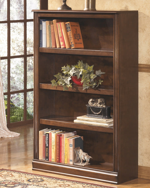 Medium Bookcase Medium Brown