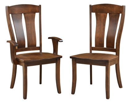 Amish Omaha Dining Chairs