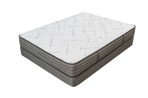 "Redwood Firm Organic 10.5"" Talalay Latex Foam Mattress"