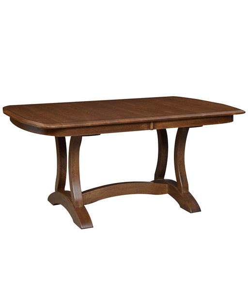 Richland Custom Amish Dining Table Set