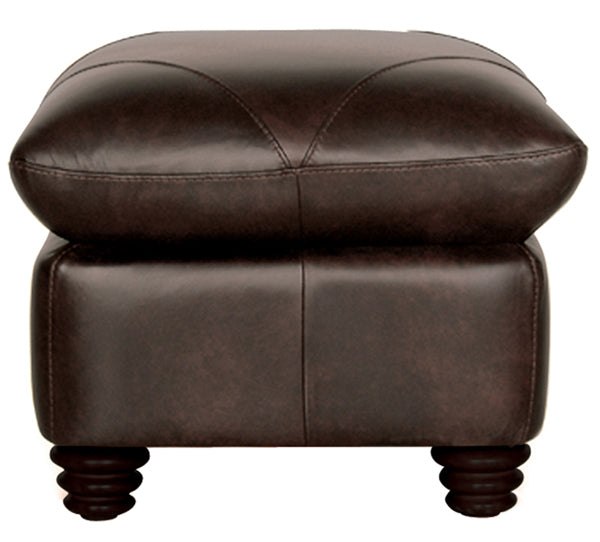 Solomon Italian Leather Furniture Collection