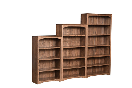 Amish Shaker Bookcases
