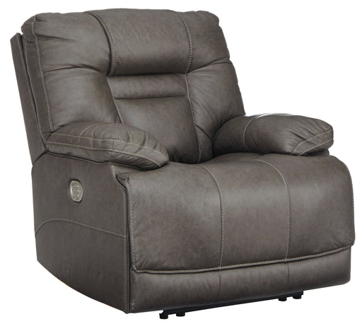 PWR Recliner/ADJ Headrest & Lumbar Support