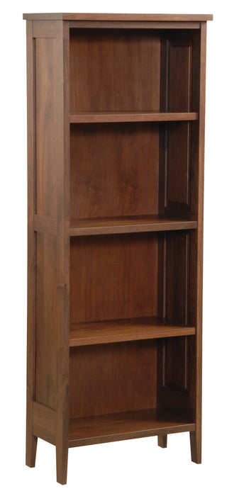 Quality Amish Made Bookcases Custom Sized 30 Different Stains