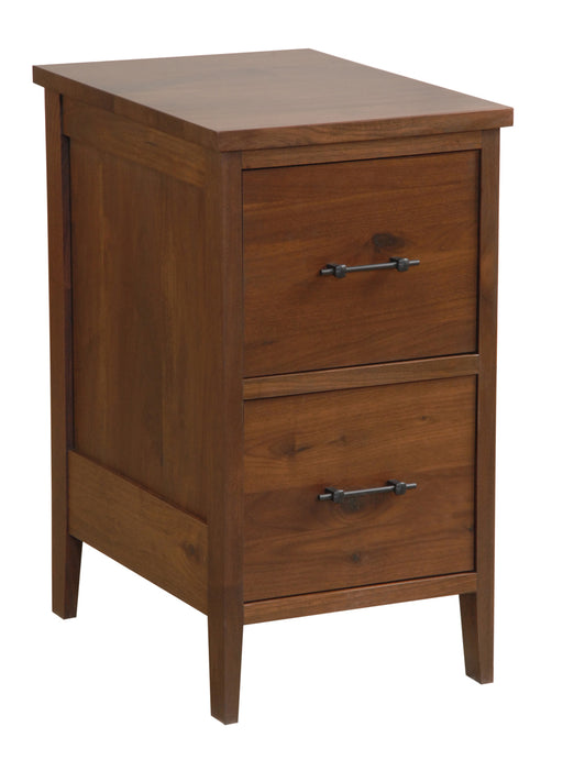 Amish Custom Home Office File Cabinets