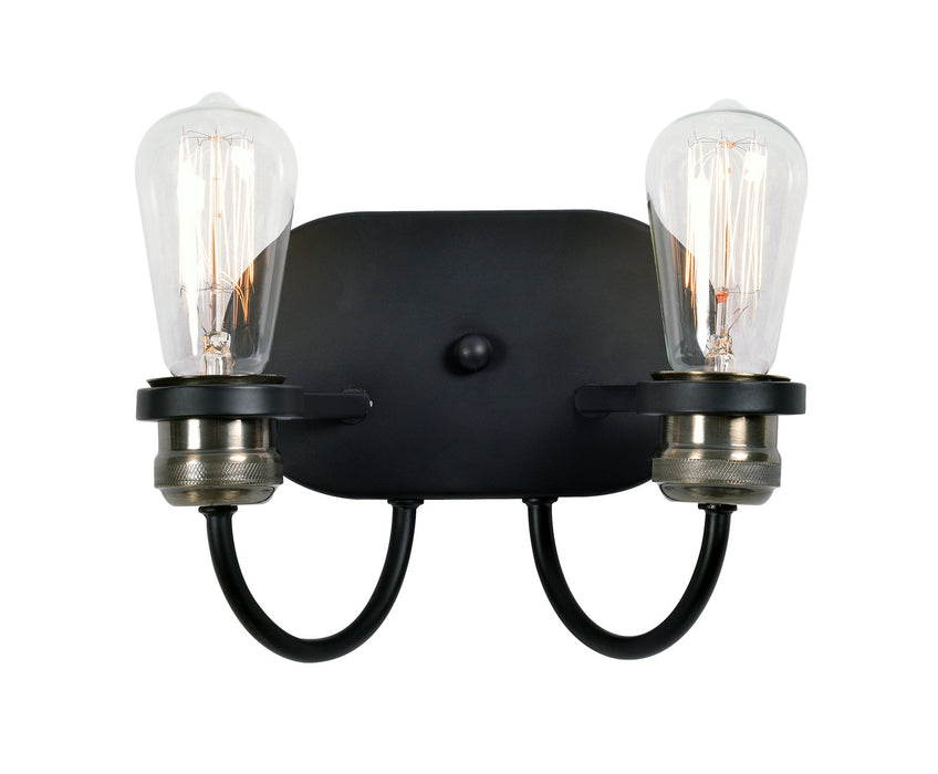 Damien 2 Light Sconce