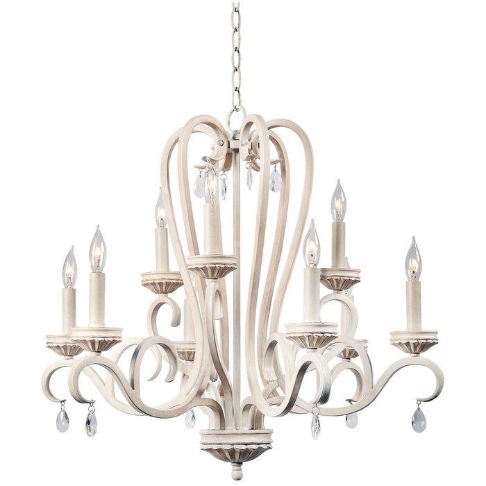 Marcella 3+6 Light Chandelier