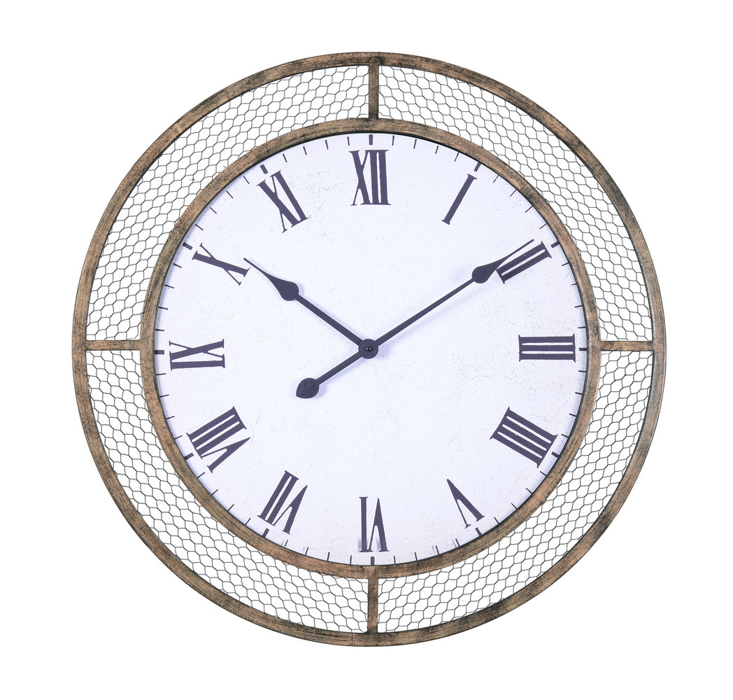 Grover Wall Clock