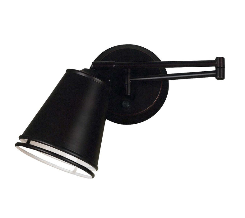 Metro Wall Swing Arm Orb