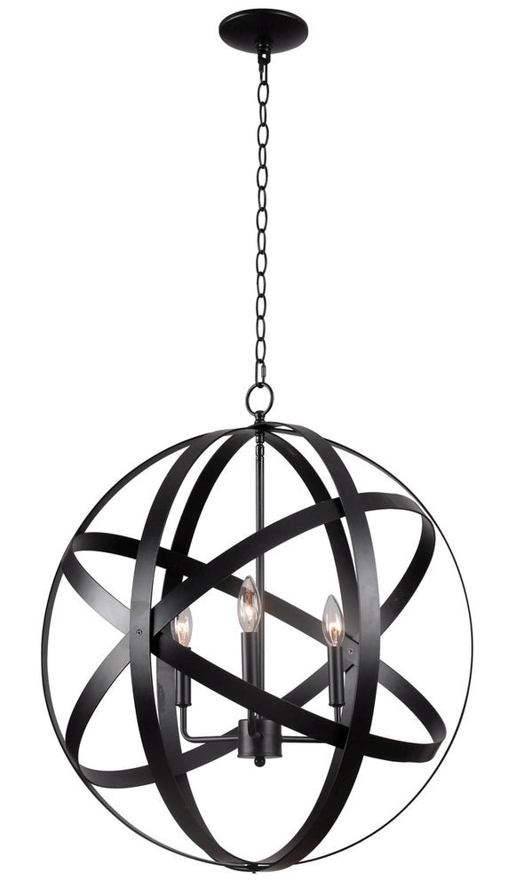 Global 3 Light Pendant