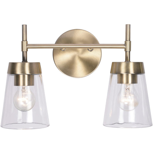 Delgado 2 Light Vanity
