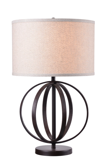 Woodward Table Lamp