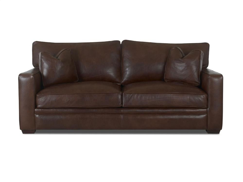 Homestead Leather Sofa Collection