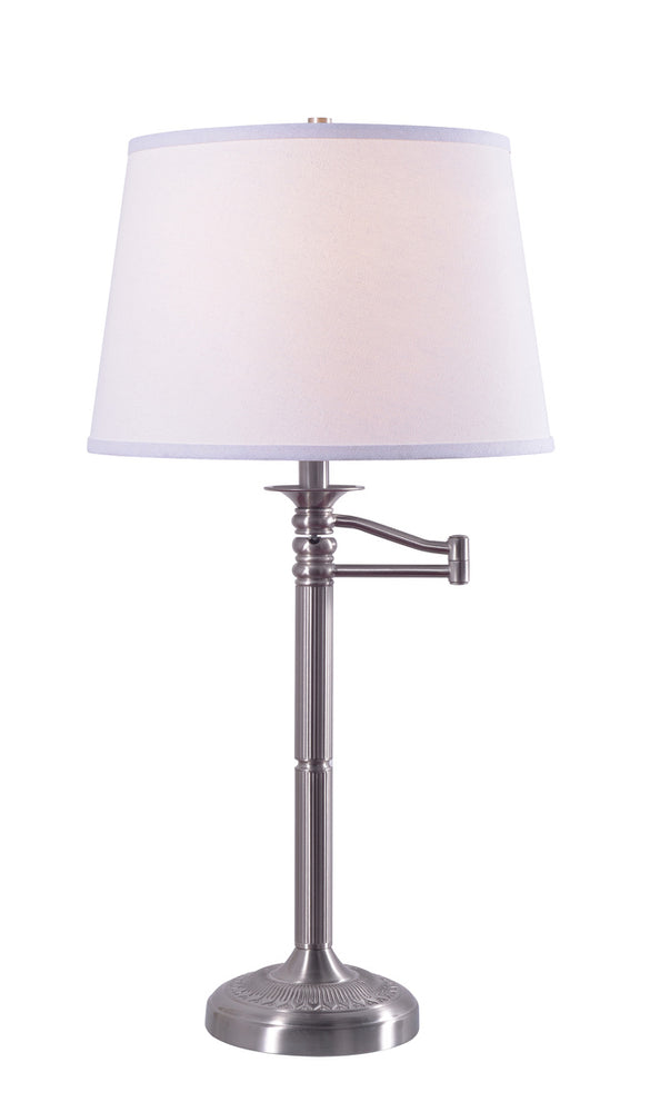 Riverside Swing Arm Table Lamp