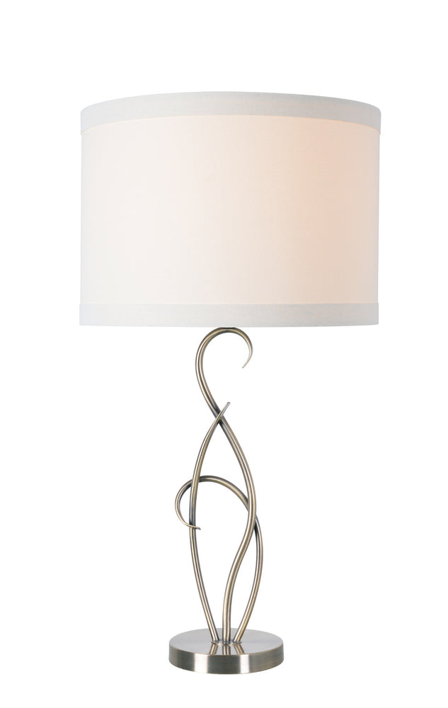 Whirl Table Lamp