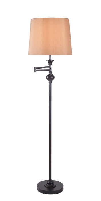 Barnes Swing Arm Floor Lamp