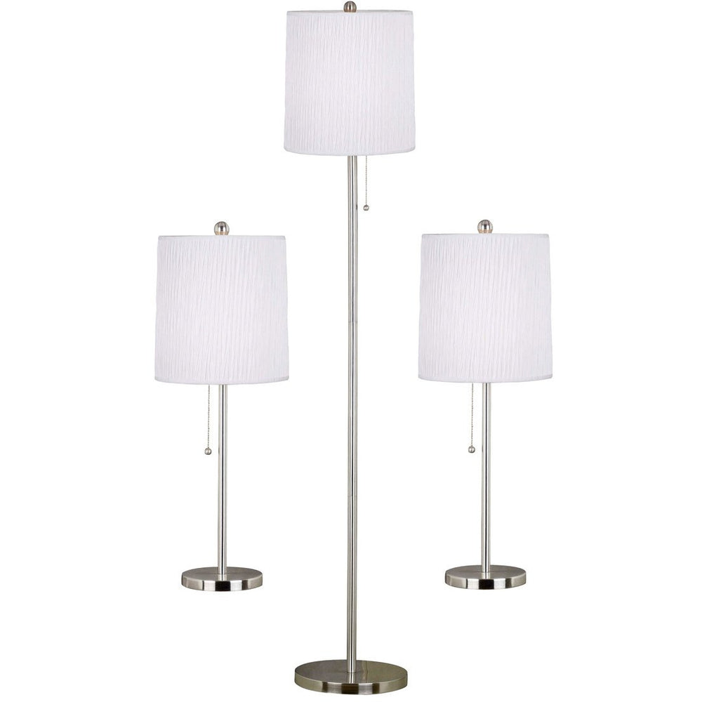 Selma 3-Pack TableFloor Lamp
