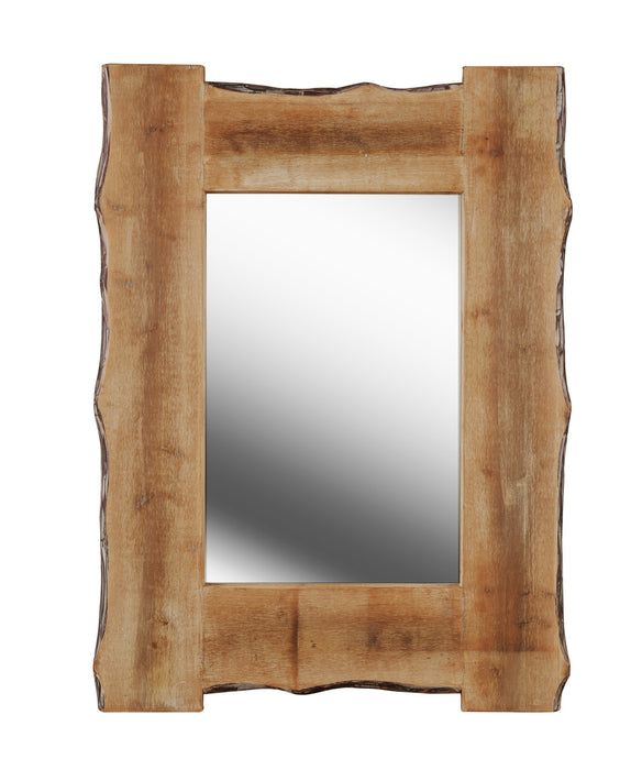 Ridge Wall Mirror