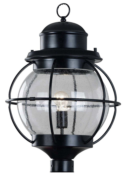 Hatteras 1 Light Post Lantern